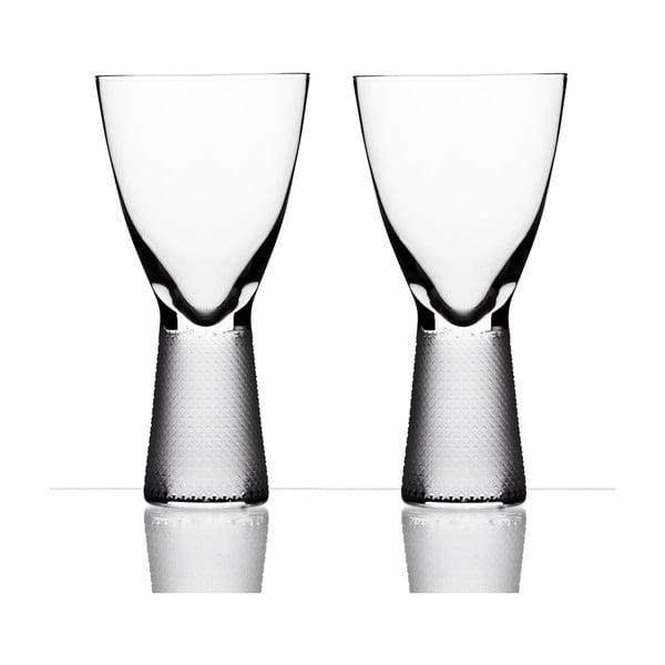 Zestaw 2 kieliszków do białego wina - František Vízner, 220 ml