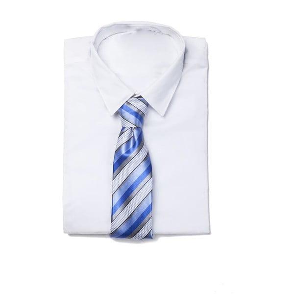 Zestaw krawata i poszetki Ferruccio Laconi 8