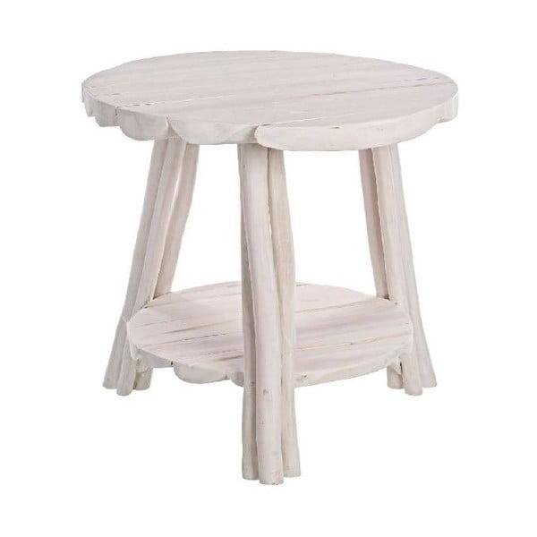 Stolik z drewna tekowego Bizzotto Sahel