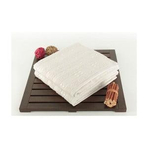 Zestaw 2 ręczników Patlac Light Grey, 50x90 cm