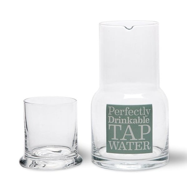 Karafka ze szklanką Tap Water