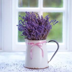 Obraz Lavender Mug, 55x55 cm