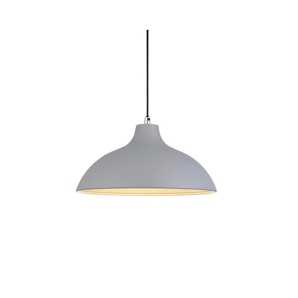 Szara lampa wisząca Markslöjd Chandler Pendant