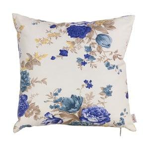 Poduszka z wypełnieniem Blue Roses
