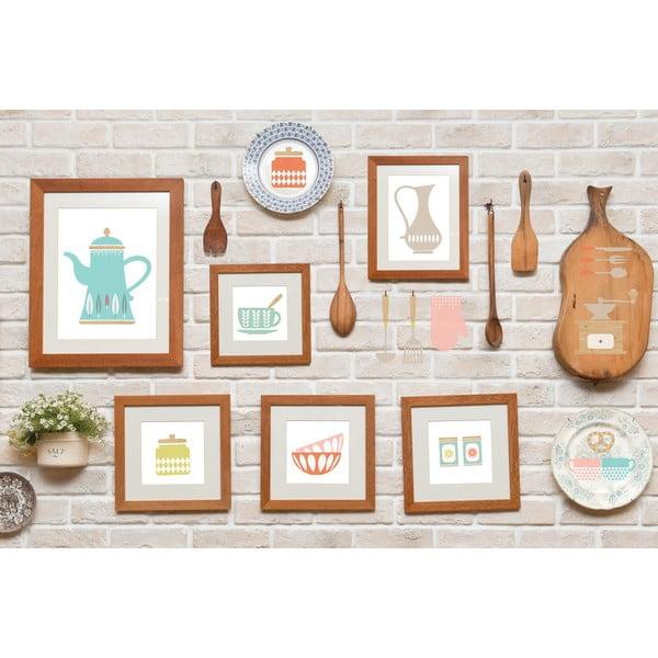Zestaw naklejek Kitchenware Wall