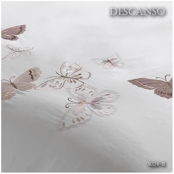 Pościel Descanso Brown, 200x200 cm