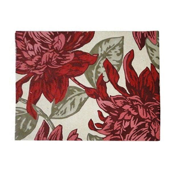 Wełniany dywan Azalia, 152x243 cm