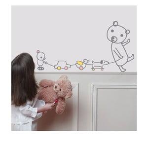 Naklejka na ścianę Art For Kids Paint Club