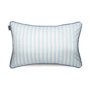 Niebieska poszewka na poduszkę WeLoveBeds Sailor blue, 40x60 cm