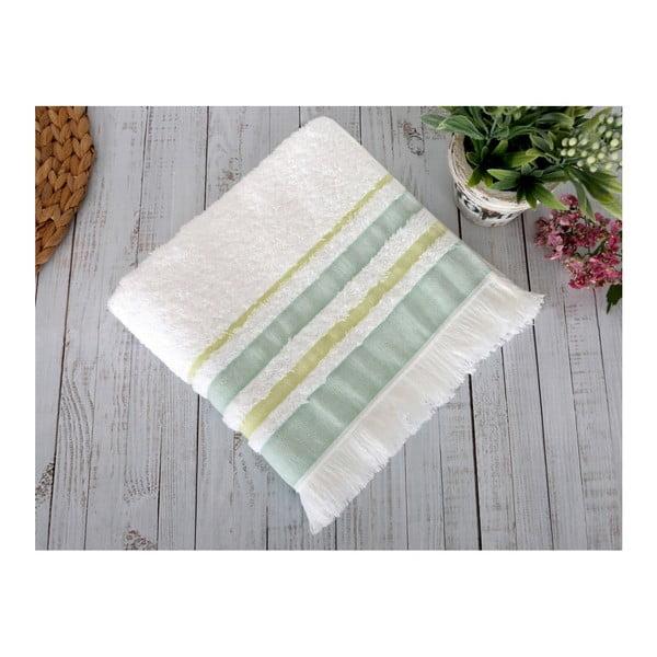Zielony ręcznik Irya Home Spa, 70x130 cm