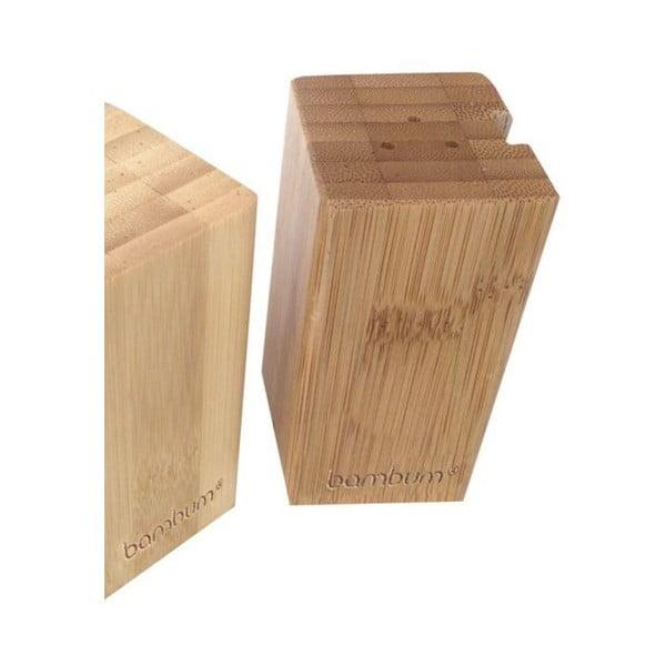 Bambusowa solniczka i pieprzniczka Pozole
