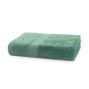 Zelený ručník DecoKing Marina, 50 x 100 cm