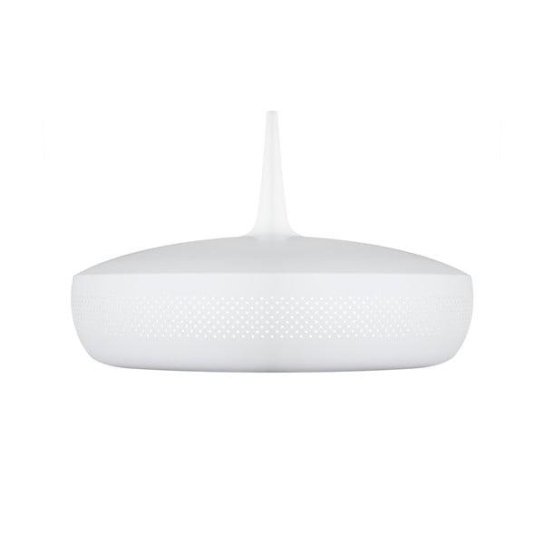 Biała lampa wisząca Clava Dine Matt White