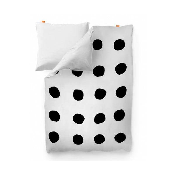 Poszwa na kołdrę Blanc Dot, 140x200 cm