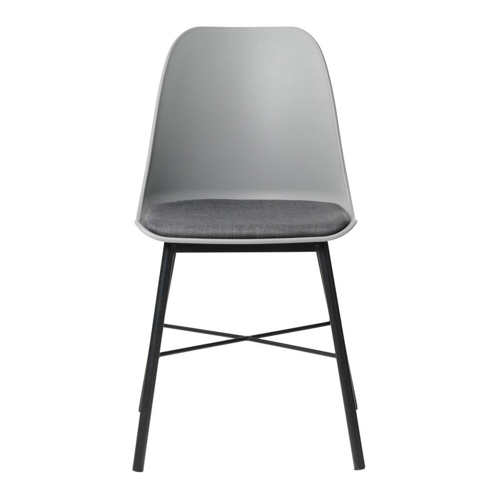 Szare krzesło Unique Furniture Whistler