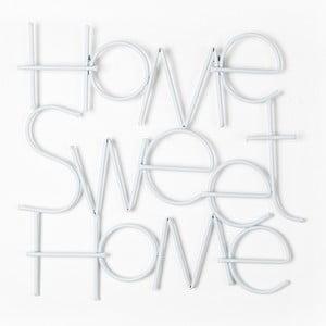 Dekoracja ścienna Graham & Brown Sweet Home