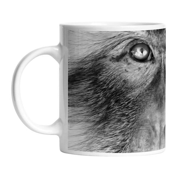 Ceramiczny kubek Baboon Eyes, 330 ml