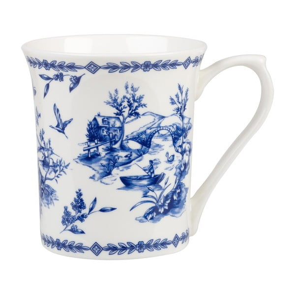 Kubek Blue Willow Toile, 220 ml