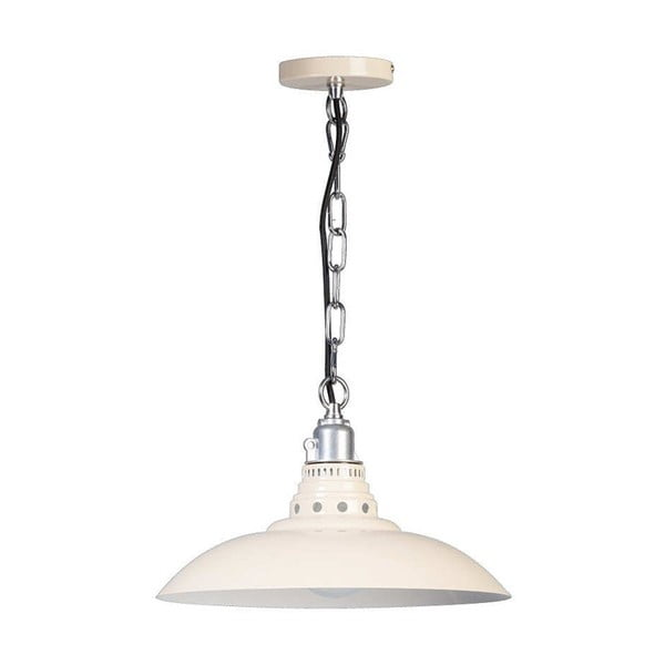 Kremowa lampa wisząca ETH Fasano