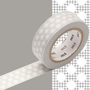 Taśma dekoracyjna washi MT Masking Tape Reine, dł.10m