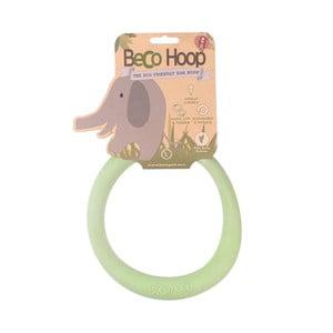 Obręcz, zabawka dla psa Hoop Large, zielona