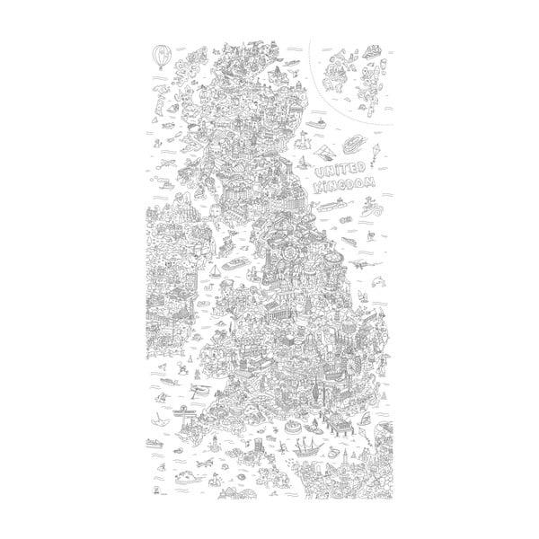 Kolorowanka OMY UK XXL (180 x 100 cm)