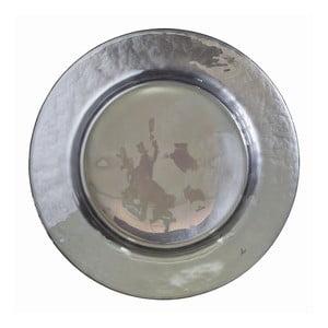 Talerz Silver Pearl, 25 cm
