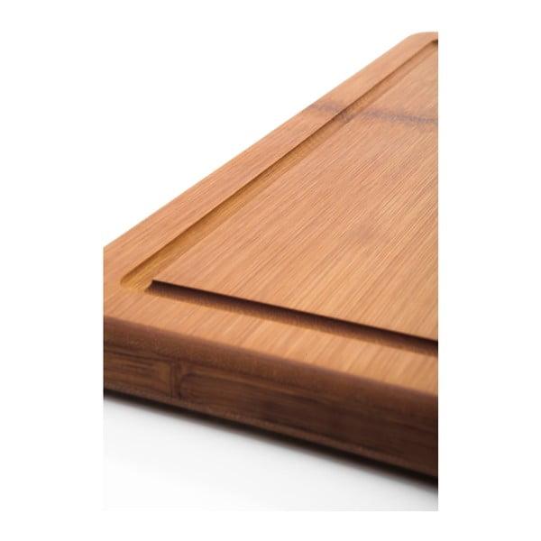 Bambusowa deska do krojenia Bambum Tombo, 31x21 cm