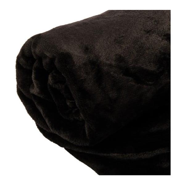 Pled Toison Dark, 125x150 cm