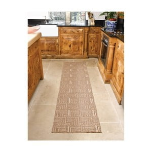 Chodnik Flair Rugs Skyline Pinnacle Sand, 57x230 cm
