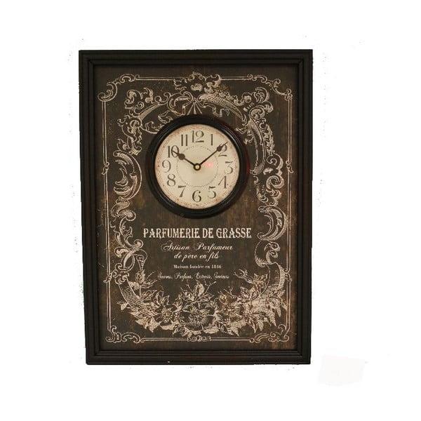 Zegar ścienny Antic Line Parfumerie de Grasse