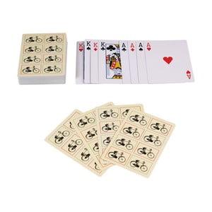 Karty do gry w cynowym pudełku Rex London Bicycle
