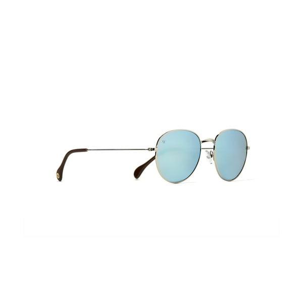 Okulary przeciwsłoneczne Wolfnoir Akela Silver Reflect