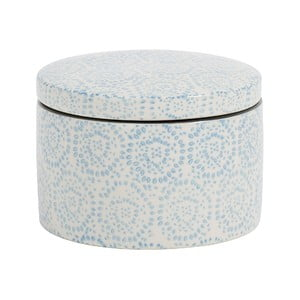 Pojemnik Blossom Fluff 7 cm, niebieski