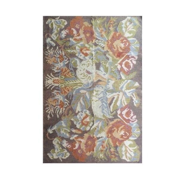Ręcznie tkany dywan Kilim 185, 160x230 cm