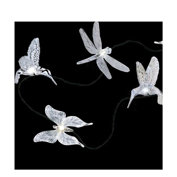 Girlanda świetlna Best Season Dragonfly&Hummingbirds, 175 cm