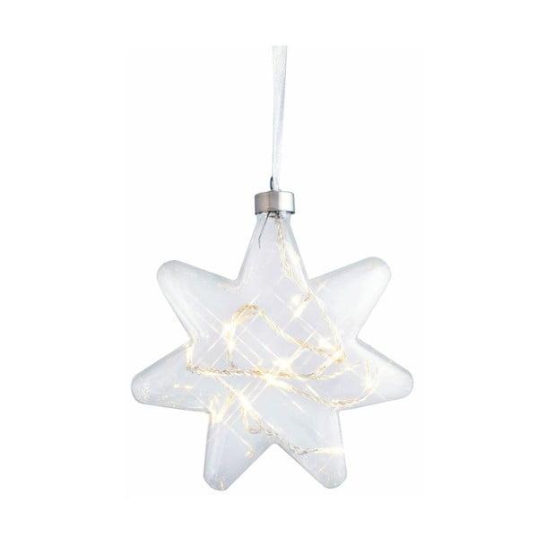 Świecąca gwiazda Star, 18 cm