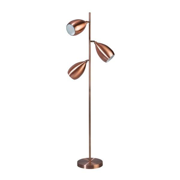Miedziana lampa stojąca ETH Ajaccio Copper Kieran