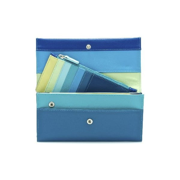 Portfel i etui na karty kredytowe Matinee Blue