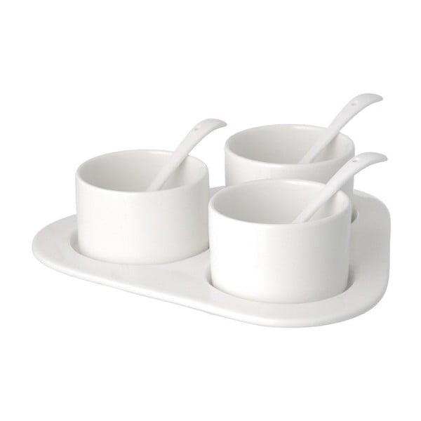 Porcelanowe miski do serwowania Parlane