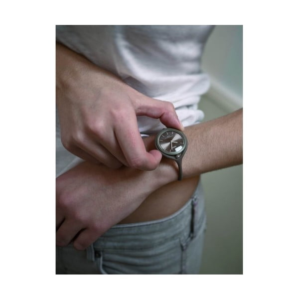 Zegarek Take Time XL, czarny