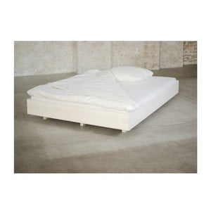 Łóżko sosnowe Swebe, 140x200 cm