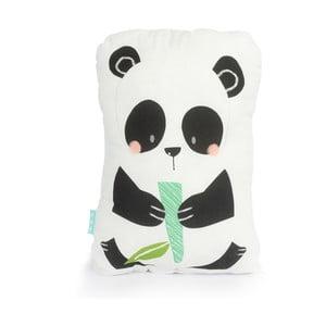 Poduszka bawełniana Moshi Moshi Panda Gardens, 40 x 30 cm