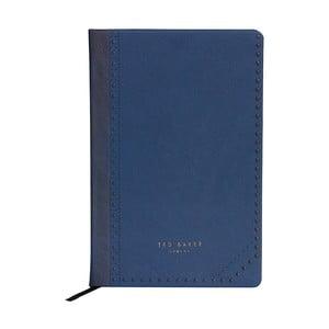Niebieski notes Ted Baker Brogue Monkian, 192str.