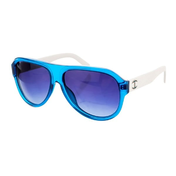 Męskie okulary przeciwsłoneczne Just Cavalli Blue Grey