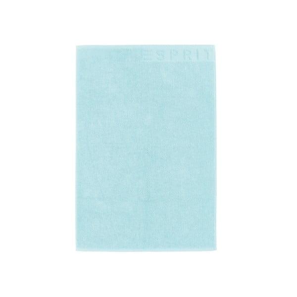 Dywanik łazienkowy Esprit Solid 60x90 cm, jasnoniebieski