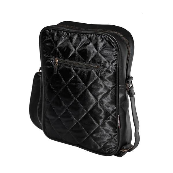 Torebka Mum-ray Furry Black Bag