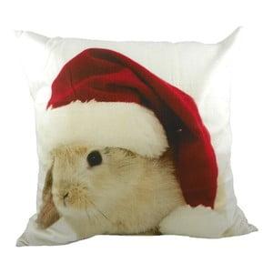 Poduszka Christmas Rabbit 50x50 cm
