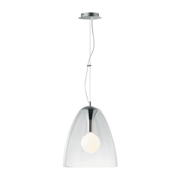 Lampa wisząca Evergreen Lights Crido Transparent