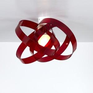 Lampa sufitowa Nuvola Emporium, czerwona